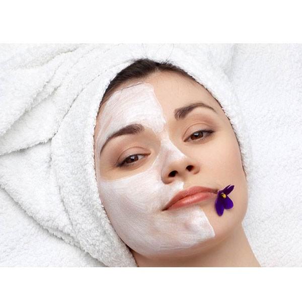 استفاده از خمیردندان برای پوست